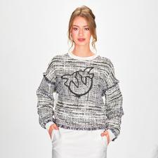 """Pinko Couture-Sweatshirt - Trend-Favorit """"Sporty Chic"""": Pinko macht das gemütliche Sweatshirt zum edlen Couture-Piece."""