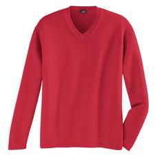 Pima-Pullover - Pima-Cotton, 12-Gauge: Genau der richtige Sommerpullover.