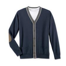 Inca Pima-Cotton Cardigan - Leicht. Luftig. Weich. Und voluminös.