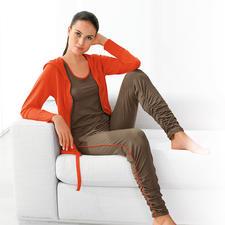 SeaCell® pure-Wellness-Wear - Schützt und pflegt die Haut einfach beim Tragen: SeaCell® pure Wellness-Wear mit Meeresalgen.