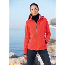 Softshell-Damenjacke - Jacke aus Softshell, mit WindProtect®. Schlank, leicht und trotzdem warm.