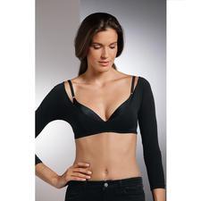 Barbara Schwarzer Unterzieh-Shirt - Perfekter Partner ärmelloser Kleider & Tops. Wärmt und bedeckt, ohne zu verhüllen.