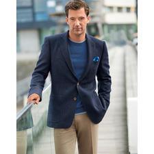Magee Donegal-Tweed-Blazer - Handgewebt in Irland: original Donegal-Tweed vom irischen Traditionshaus Magee.