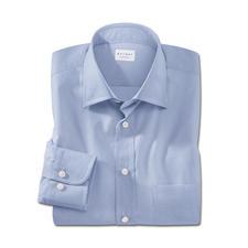 Faux-Uni-Hemd - Die modische Alternative zum klassischen hellblauen Hemd.