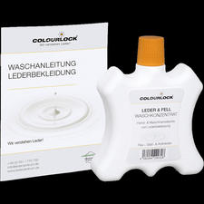 250 ml Leder- & Fell-Waschkonzentrat + 100 ml Fixativ