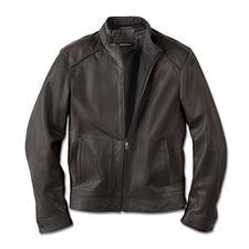 Lagerfeld Lederjacke - Stilvoll und modisch wichtig. Weich und leicht. Und sogar im Preis attraktiv.