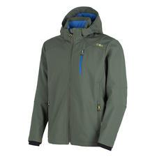 Soft Shell-Jacke für Herren - Die Soft Shell-Jacke mit WindProtect®. Schlank, leicht und trotzdem warm.