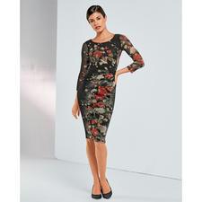 Fuzzi Handtaschenkleid - Das Designerkleid für die Handtasche. Und für fast jeden Anlass. Aus hauchzartem Tüll-Jersey.