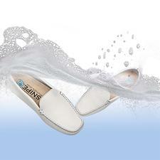 Waschbare Snipe®-Lederslipper - Schuheputzen? Das übernimmt Ihre Waschmaschine. Waschbare Lederslipper von Spaniens Kultmarke Snipe®.