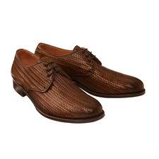 Cordwainer Flechtschuh - Der handgeflochtene Derby aus feinem Kalbleder: Korrekt wie ein klassischer Business-Schuh. Aber viel luftiger.