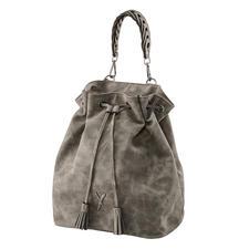 Suri Frey Rucksack/Beuteltasche - Elegante Beuteltasche und trendiger Rucksack in einem. Im Griff von Leder kaum zu unterscheiden. Aber viel leichter.