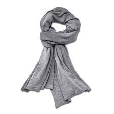 John Smedley Merino-Basic-Schal - Der Merino-Basic-Schal vom Feinstrick-Spezialisten John Smedley/England. Mit 190 x 76 cm modisch lang und breit.