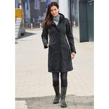 Ilse Jacobsen Thermo-Raincoat - Selten ist Funktion so schick.