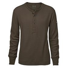 super.natural Henley-Shirt - Wärmer, weicher und interessanter als die meisten.