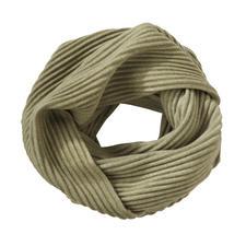 """Plissee-Fleece-Loop-Schal - Preisgekröntes Design aus Schweden: """"Pleece"""". Außergewöhnlich elegant, soft und wärmend."""