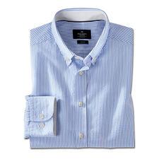 Hackett London Seersucker-Hemd - Luftig, aber nie zu leger: das Seersucker-Hemd mit britischer Eleganz. Von Hackett London.