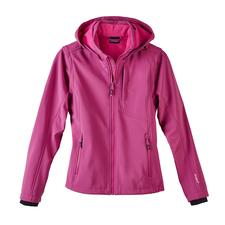 Soft Shell-Damenjacke - Schlank, leicht und trotzdem warm: die Jacke aus Soft Shell, mit WindProtect®.