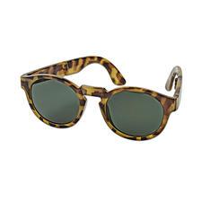 Mr. Boho Falt-Sonnenbrille - Die Sonnenbrille im kompakten Taschenformat. Zeitgemäßes Design mit verborgener Funktion. Made in Italy. Von Mr. Boho.