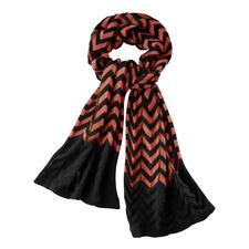 M Missoni Supersize-Schal - Fashion-Star Supersize-Schal: im typischen Wellenstrick von Missoni ein besonderer Blickfang.