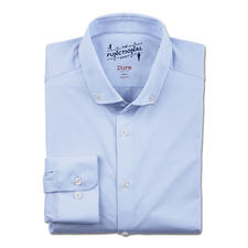 Hatico Funktions-Businesshemd - Korrekter Business-Look – mit allen Vorzügen eines Running-Shirts. Bi-elastisch. Schnelltrocknend. Atmungsaktiv.