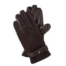 Dents Cord-Handschuhe - Cord: jetzt modisch wieder wichtig. Spitzenqualität bei Handschuhen: bei Dents unverändert seit 1777.