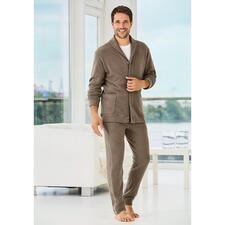 Zimmerli Gentleman-Homesuit - Der Homesuit für den Gentleman: Italienischer Jersey. Eleganter Schnitt. Modische Details.