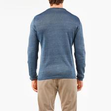 Seldom Leinen-Giza-Pullover