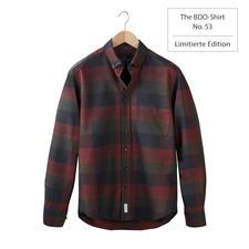 The BDO-shirt, Limited Edition No.53 - Entdecken Sie einen guten alten Freund. Und vergessen Sie, dass ein Hemd gebügelt werden muss.