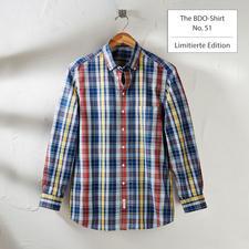 The BDO-Shirt, Limited Edition No. 51 - Entdecken Sie einen guten alten Freund. Und vergessen Sie, dass ein Hemd gebügelt werden muss.