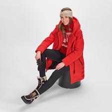 Goldbergh Sports-Couture-Parka oder Softshell-Steghose
