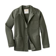 Mont Saint Michel Workwear-Jacket - Die original Arbeiterjacke aus der Normandie von 1913. Heute zeitgemäßer Mode-Klassiker im aktuellen Workwear-Stil.
