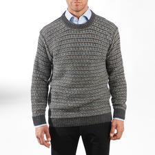 7-Farben Alpaka-Pullover