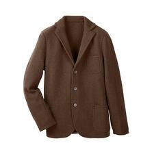 Gran Sasso Geelong-Strickblazer - Einen weicheren, besseren Woll-Blazer werden Sie kaum finden.