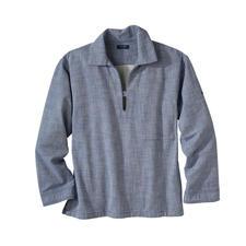 Saint James Fischerhemd - Fischerhemd Vareuse: das bretonische Original zum aktuellen Workwear-Trend.