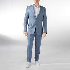 Anzug-Sakko und -Hose