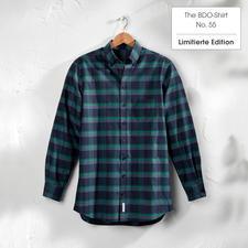 The BDO-Shirt, Limited Edition No. 55 - Entdecken Sie einen guten alten Freund. Und vergessen Sie, dass ein Hemd gebügelt werden muss.