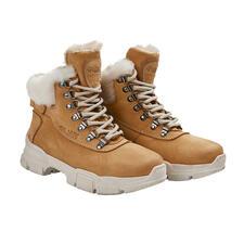 Pajar® Hiking-Boots - Wasserabweisendes Nubukleder mit versiegelten Nähten. Atmungsaktive, wasserdichte Zwischen-Membran. Profilierte Ultraleicht-Sohle.