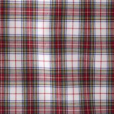 Stewart Dress (Rot/Weiß)