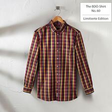 The BDO-shirt, Limited Edition No. 60, Regular Fit - Entdecken Sie einen guten alten Freund. Und vergessen Sie, dass ein Hemd gebügelt werden muss.