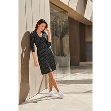 KD Jersey-Kleid Circles