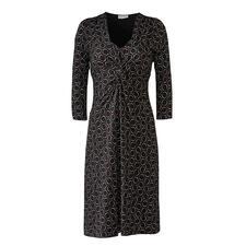 KD Jersey-Kleid Circles - Schmeichelhafter Schnitt. Kofferfreundliches Material. Guter Preis.