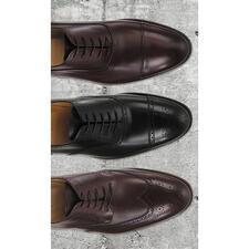 Cordwainer Derby, Halfbrogue oder Fullbrogue - Der erstklassige Business-Schuhe für  245,- Euro . Edles Kalbleder in seltener Goodyear Welted-Machart.