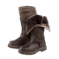 Fliegerpelz-Stiefel - Der Fliegerpelz-Stiefel hält Ihre Füße warm und trocken – selbst bei unter minus 15 Grad.