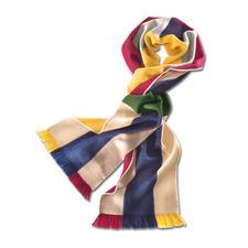 Johnstons Regenbogen-Schal - Ein bunter Schal – unzählige Kombinationen. Aus extrafeiner Merinowolle. Weich, leicht, wärmend.