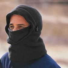 Kapuzenmütze Balaklava - Die Urform dieser Kapuzenmütze wurde in den kalten Wintern an der Krim erdacht und erprobt.