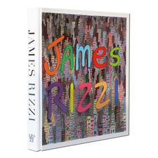 """Zu jeder Bestellung erhalten Sie die Publikation """"James Rizzi""""."""