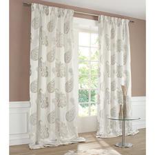 """Vorhang """"Edward"""", je 1 Vorhang - Luxuriöse Optik und spektakuläre Wirkung zu einem sehr erschwinglichen Preis."""