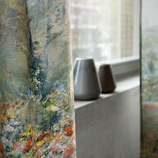 Vorhang Painting - 1 Stück