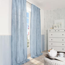 """Vorhang """"Björk"""", 1 Vorhang - Der perfekte Vorhang zum skandinavischen Einrichtungsstil."""