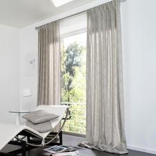 "Vorhang ""Varella"", 1 Vorhang - Nobler Damast, filigran dessiniert wie feine Spitze."